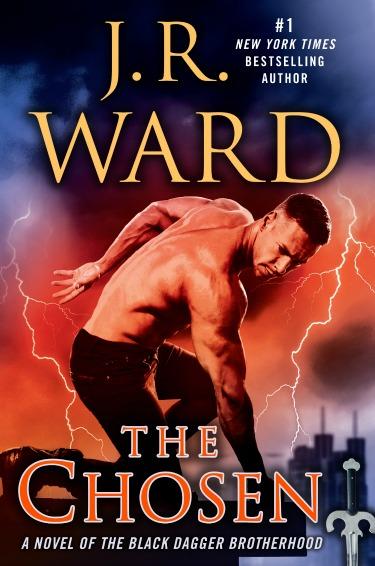 Cover Reveal: The Chosen (Black Dagger Brotherhood #15) by JR Ward