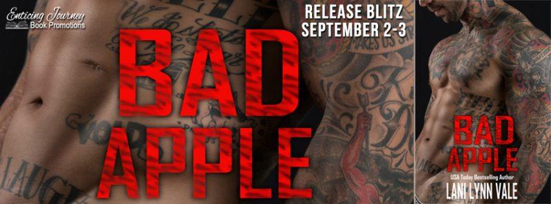 Bad Apple Release Banner