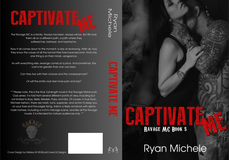 Captivate Me Paperback