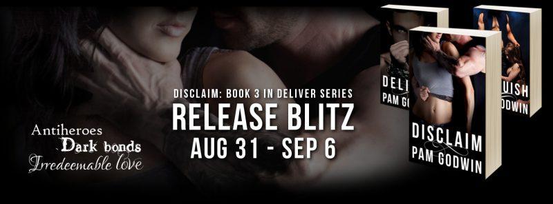 Disclaim Release Blitz Banner