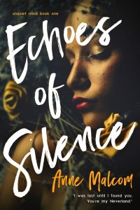 Echoes of Silence Ebook Cover