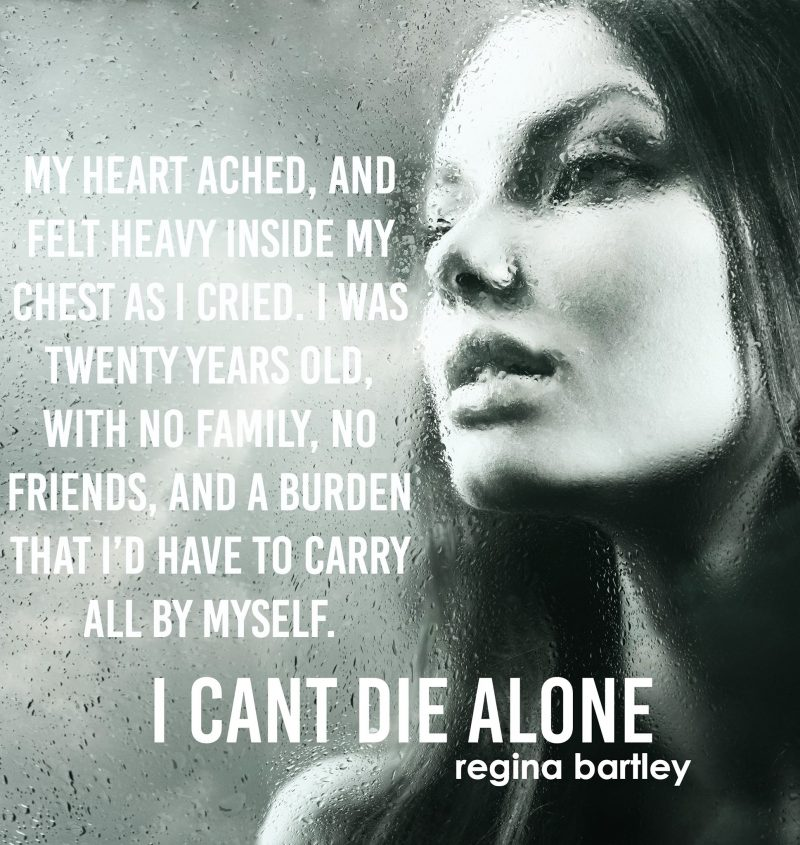 I Can't Die Alone Teaser 1