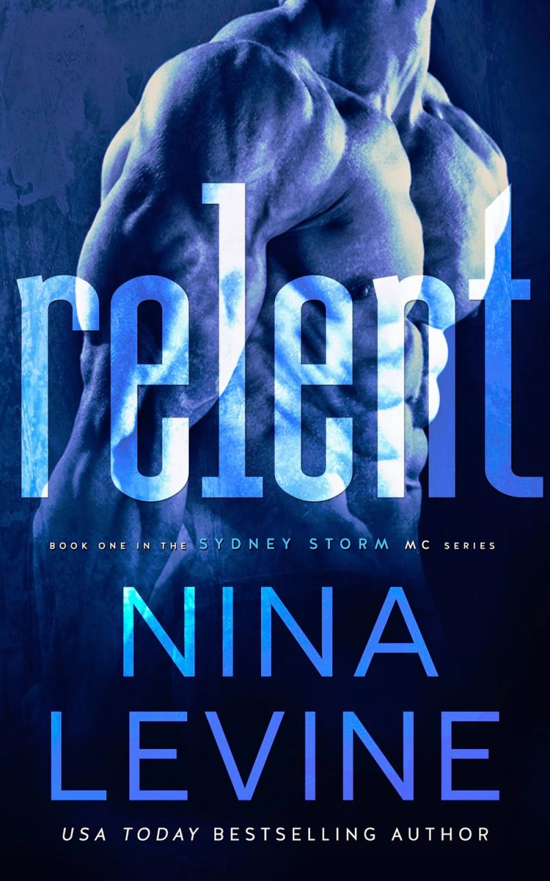 RELENT NINA LEVINE AMAZON KINDLE EBOOK COVER