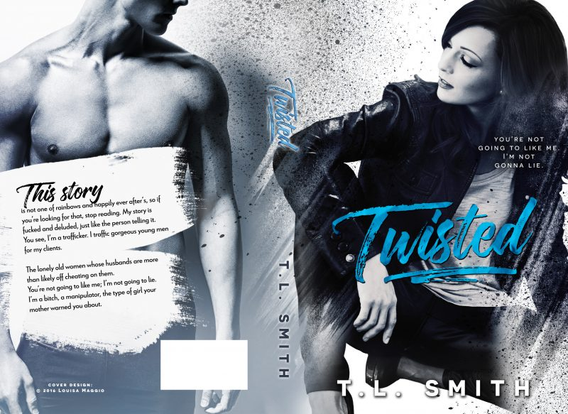 TWISTED TL SMITH FULL JACKET FOR SHARING