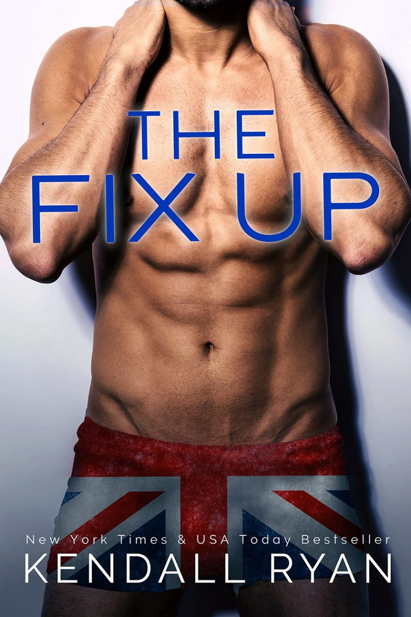 The Fix Up Kendall Ryan ebook cover