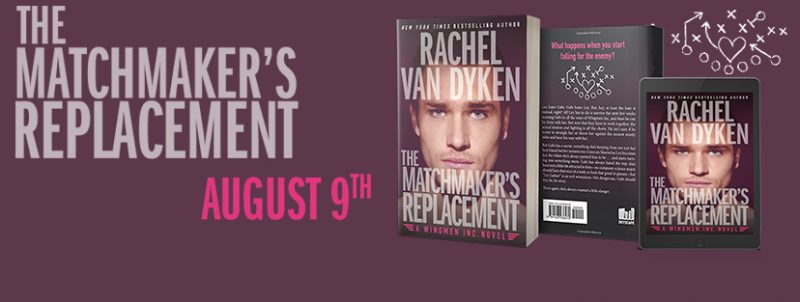 The Matchmaker's Replacement Banner - Aug 9