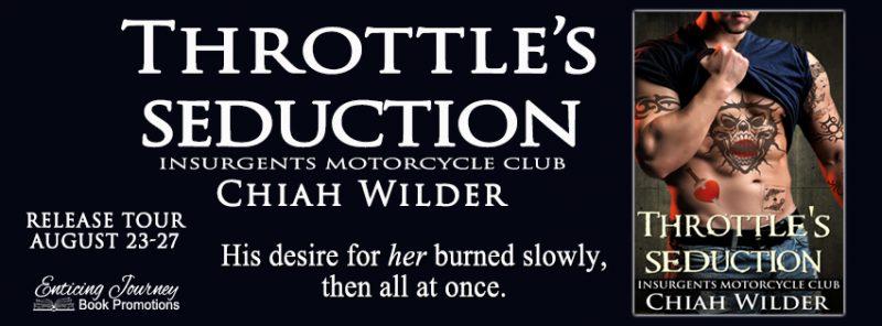 Throttles Seduction Banner