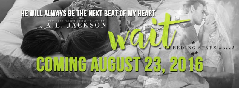 Wait COMING AUGUST 23