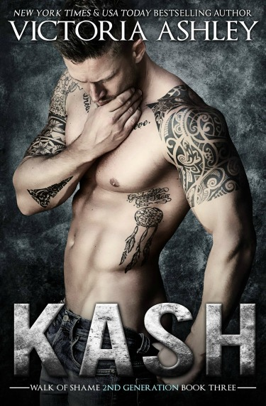 Cover Reveal: Kash (Walk Of Shame 2nd Generation #3) by Victoria Ashley