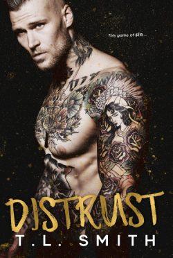 Cover Reveal: Distrust (Smirnov Bratva #1) by TL Smith