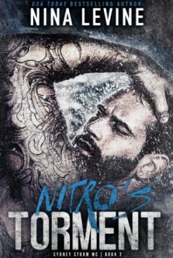Release Day Blitz + Giveaway: Nitro's Torment (Sydney Storm MC #2) by Nina Levine