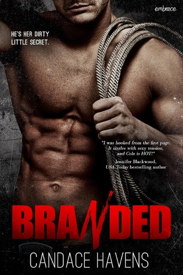 Release Day Blitz + Giveaway: Branded by Candace Havens