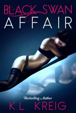 Cover Reveal: Black Swan Affair by KL Kreig