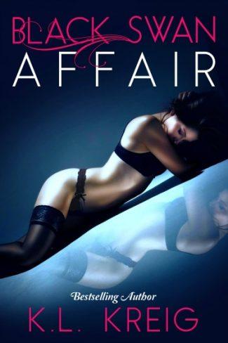 Cover Reveal: Black Swan Affair by KL Kreig