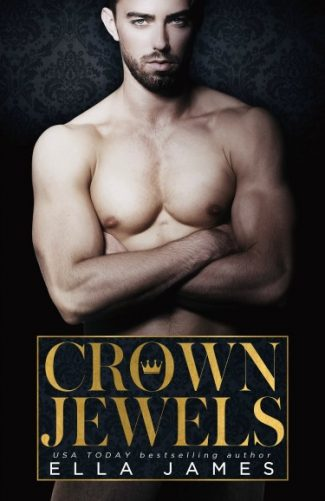 Cover Reveal: Crown Jewels by Ella James