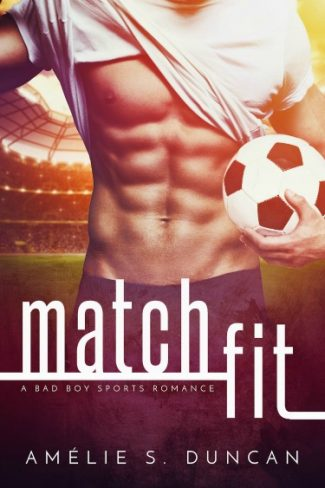 Cover Reveal: Match Fit by Amélie S Duncan