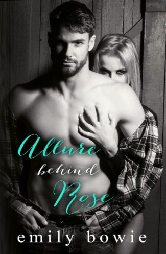 Cover Reveal: Allure Behind Rose (Castle #3) by Emily Bowie