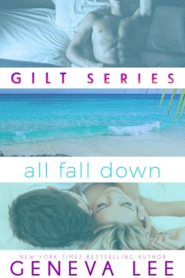 Cover Reveal: All Fall Down (Gilt #3) by Geneva Lee