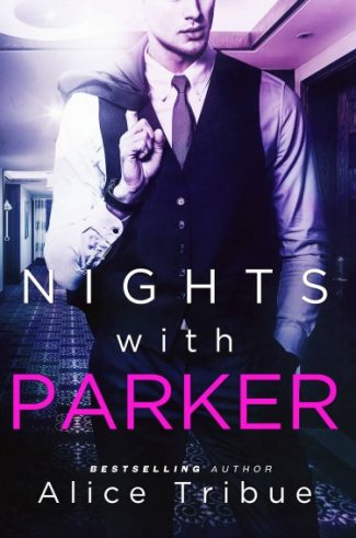 Cover Reveal + Giveaway: Nights with Parker by Alice Tribue