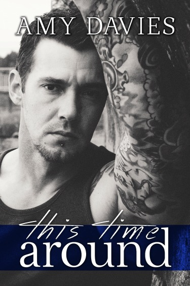 Cover Reveal: This Time Around by Amy Davies