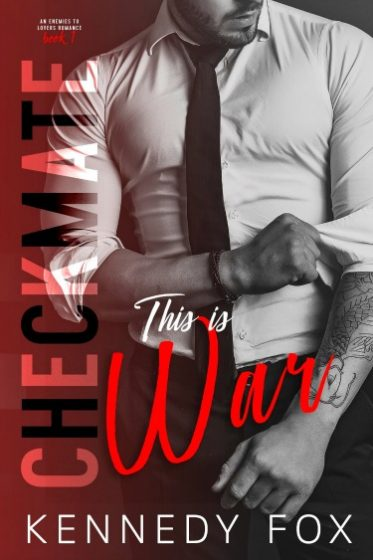 Covers Reveal: The Checkmate Duet by Kennedy Fox