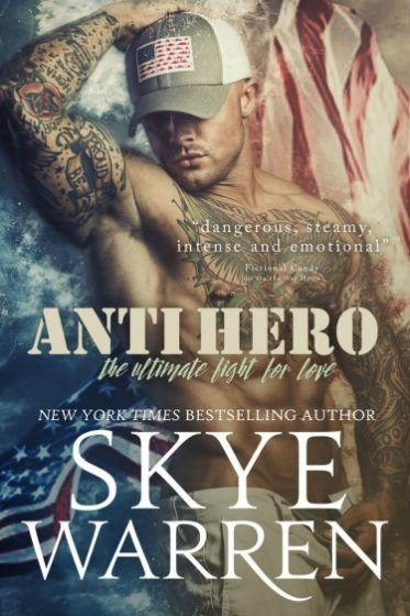 Release Day Blitz: Anti Hero by Skye Warren