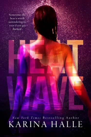 Cover Reveal: Heat Wave by Karina Halle