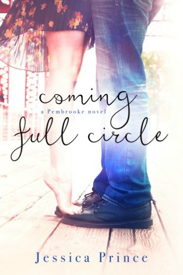 Cover Reveal: Coming Full Circle (Pembrooke #2) by Jessica Prince