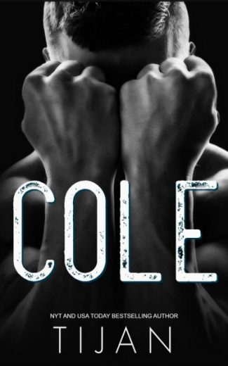 Cover Reveal: Cole by Tijan