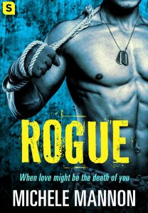 Rogue Ebook Cover