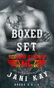 Scorpio Stinger Boxed Set Cover
