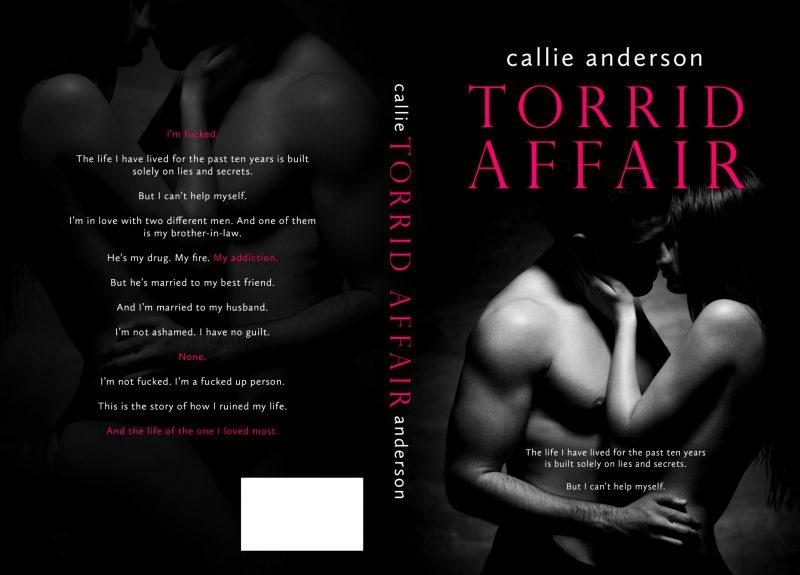Torrid Affair Full Wrap