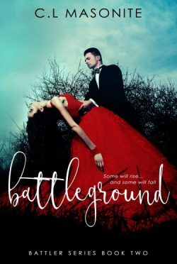 Cover Reveal: Battleground (Battler #2) by CL Masonite