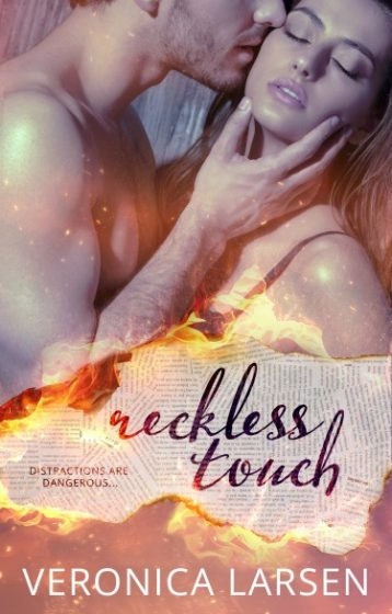 Cover Reveal: Reckless Touch by Veronica Larsen