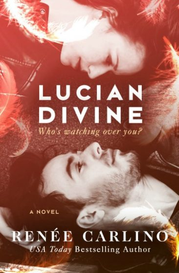 Cover Reveal: Lucian Divine by Renee Carlino