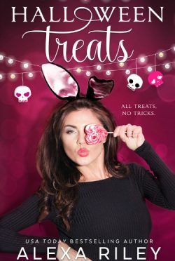 Cover Reveal: Halloween Treats by Alexa Riley