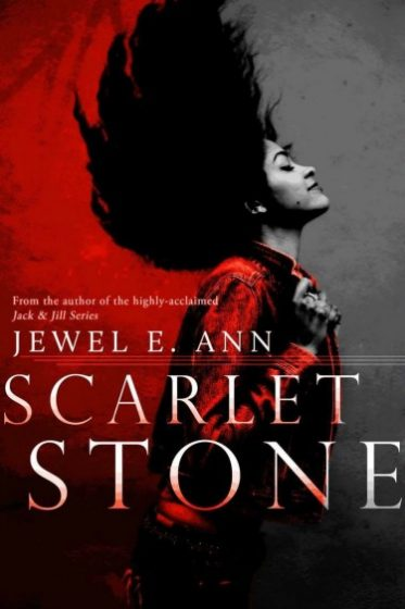 Cover Reveal: Scarlet Stone by Jewel E Ann