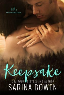 Release Day Review: Keepsake (True North #3) by Sarina Bowen