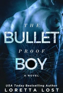 Cover Reveal: The Bulletproof Boy (Sophie Shields #2) by Loretta Lost