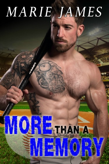 Cover Reveal + Giveaway: More Than a Memory by Marie James