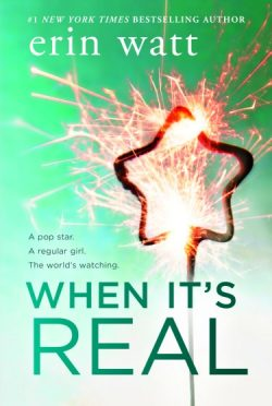 Cover Reveal: When It's Real by Erin Watt
