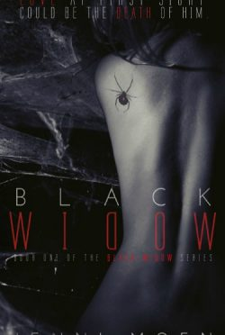 Cover Reveal: Black Widow (Black Widow #1) by Jenni Moen