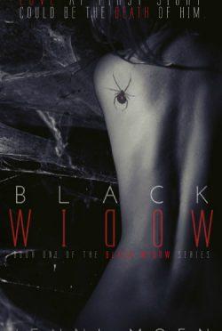 Cover Reveal: Black Widow (Black Widow #1) by Jenni Moen