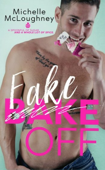 Cover Reveal: Fake Off by Michelle McLoughney