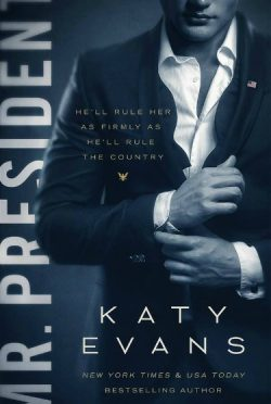 Cover Reveal: Mr President by Katy Evans