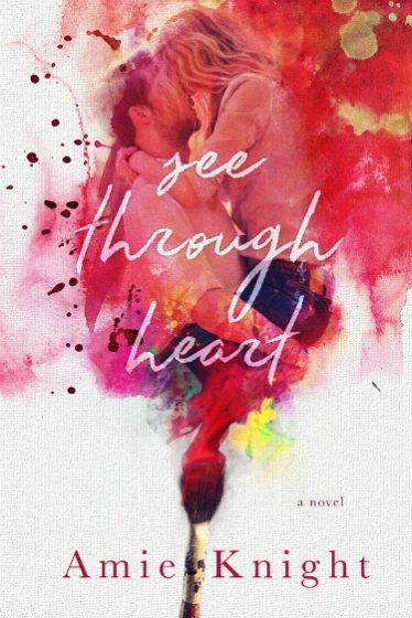 Cover Reveal: See Through Heart by Amie Knight