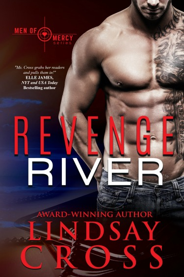 Cover Reveal + Giveaway: Revenge River (Men of Mercy #9) by Lindsay Cross