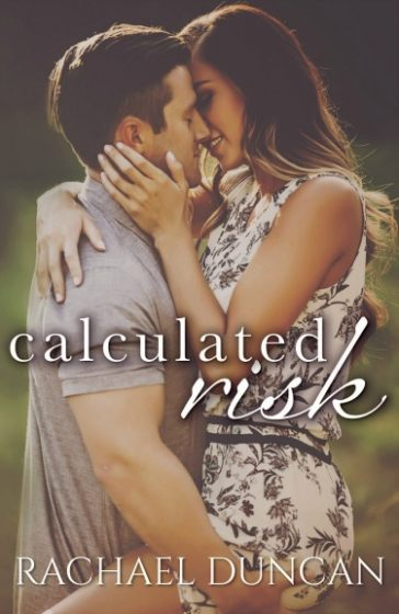 Cover Reveal + Giveaway: Calculated Risk by Rachael Duncan