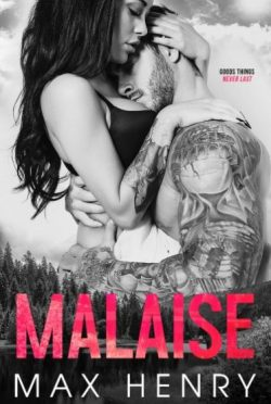 Release Day Blitz: Malaise by Max Henry