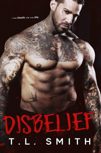 Cover Reveal: Disbelief (Smirnov Bratva #2) by TL Smith